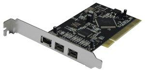 PCI Unitek Firewire 800 card for PCs
